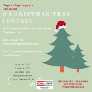 We want to see your tree!