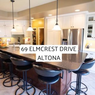 69 Elmcrest Drive, Altona This custom home is sure to blow you away! Check out our website or call 204-745-7777 for more details