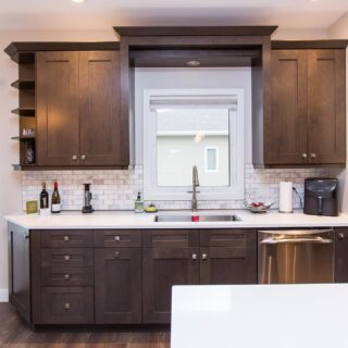Need more space for family & friends?! This kitchen has plenty of room for all the important people in your life!  With the open floor plan entertaining is a breeze!  13 Woodland Bay, Carman