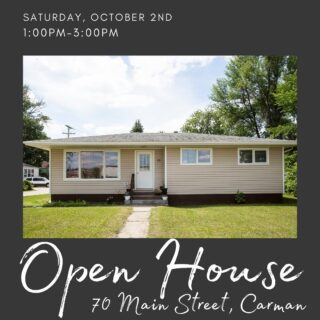 Happy Saturday!   Come by our Open Houses today and say hi!