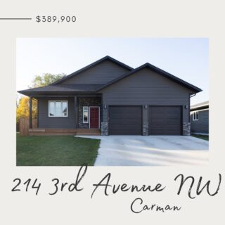 New Listing  1240 sq ft 4 bedrooms 3 bathrooms  Crisp white trim and baseboards highlighted by a modern neutral colour palate blends with the straight lines and open flow throughout the kitchen, dining room, and living room all filled with an abundance of natural light.