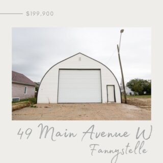 Very well kept shop and yard site with many possibilities for a business. The shop has had upgrades to lighting, septic and town water. This property sits just a short distance from the highway in a nice central location only twenty minutes from Winnipeg, Carman, Portage, Elie and more.
