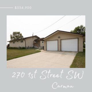 N E W  L I S T I N G !! ✨  Completely modernized inside and out this is a true move in ready option. Double detached garage that gives you a workshop and car storage option. Partially fenced, Crisp clean finishes throughout with good quality workmanship and nice colour palate!