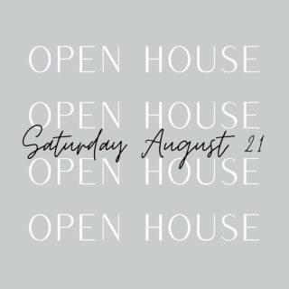 Today's open house!  Come check out this new listing!!