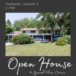 Check out our Open House  Thursday, August 5th 5-7pm