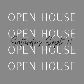 TODAYS OPEN HOUSES!  Come and check out these two properties!