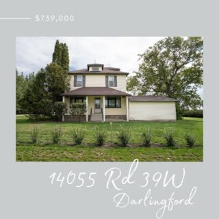 These types of properties are few and far between, from a beautiful century old home to your own 9 hole irrigated golf course. The chef will love the renovated kitchen with a countertop grill and plenty of space for entertaining in this meticulously kept home.